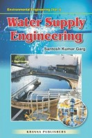 Water Supply Engineering 33 Edition(English, Paperback, Santosh Kumar Garg)