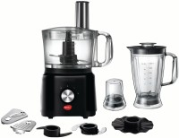 Pigeon Sous Chef 600 W Food Processor(Black)