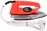 Grizzly Regular 750 W Dry Iron(Red)