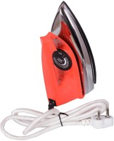 Grizzly Red Regular 750 W Dry Iron(Red)