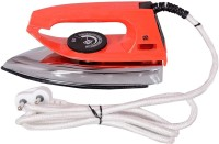 Grizzly Red Regular Gold 750 W Dry Iron(Red)