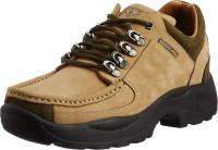 Woodland 4092 Hiking & Trekking Shoes For Men(Black)