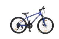 Hercules Roadeo Maverick 26 T Mountain/Hardtail Cycle(21 Gear, Blue, Black)