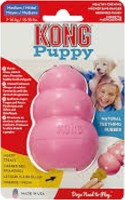 Kong Puppy Rubber Tough Toy For Dog