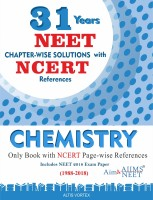 31 Years NEET Chapterwise solutions- Chemistry(English, Perfect, Aim4AIIMS Team)