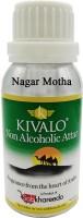 Kivalo Pure Original Nagar Motha Fragrance Attar (Ayurvedic Perfume Oil) - 100 ml Herbal Attar(Spicy)