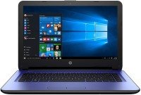HP 14-ac159nr Celeron Dual Core - (2 GB/32 GB SSD/32 GB EMMC Storage/Windows 10 Home) M2C60UA Laptop(14 inch, Blue, 1.9 Kg)
