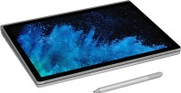 Microsoft Surface Book 2 Core i7 8th Gen - (16 GB/256 GB SSD/Windows 10 Pro/6 GB Graphics) 1793 2 in 1 Laptop(15 inch, Silver, 1.91 kg)