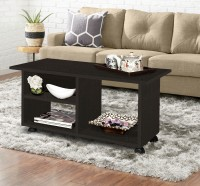 Delite Kom Pure Engineered Wood Coffee Table(Finish Color - Wenge)