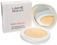 Lakme Perfect Radiance Intense Whitening Compact(Ivory Fair 01)