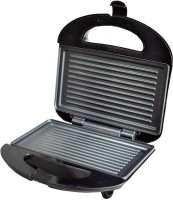 WISTEC 750 Watt Grill Sandwich Maker Toast(Black)