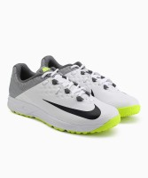 Nike POTENTIAL 3 Cricket Shoes For Men(White)
