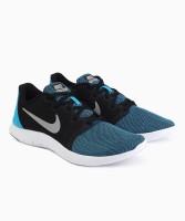 Nike FLEX CONTACT 2 Running Shoes For Men(Black)