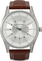 Titan NF9322SL03MJ Octane Analog Watch  - For Men