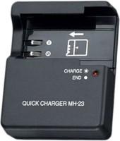 Eshopher Compatible Nikon MH-23 Quick Battery Charger For En-El9, En-EL9a  Camera Battery Charger(Black)