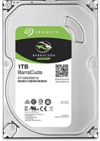 Seagate BARRACUDA 1 TB Desktop Internal Hard Disk Drive (BARRACUDA 1TB)