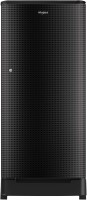 View Whirlpool 190 L Direct Cool Single Door 3 Star Refrigerator(Argyle Black, WDE 205 Roy 3S) Price Online(Whirlpool)