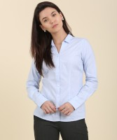 Van Heusen Women's Woven Formal Shirt
