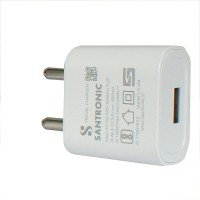 SANTRONIC ST-1A Worldwide Adaptor(White)