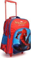 Marvel Spiderman Homecoming (Swing) 16 inch School Bag(Red, Blue, 30 L)