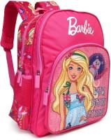 Barbie WOW Pink School Bag(Pink, 30 L)