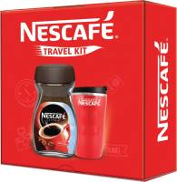 Nescafe Red Travel Kit Instant Coffee 200 g