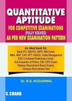 Quantitative Aptitude For Competitive Examinations(English, Paperback, R S Aggarwal)