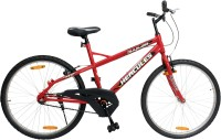 HERCULES Trailblazer RF 26 T Mountain Cycle(Single Speed, Red)