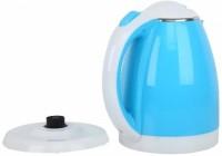 Scarlett LM -78 Hot Water Pot Portable Boiler Tea Coffee Warmer Heater Cordless Electric Kettle Electric Kettle Electric Kettle(2 L, Blue)