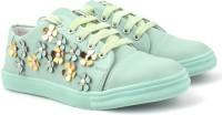 Beonza Sneakers For Women(Green)