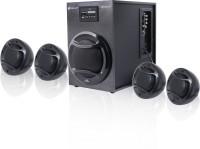 Obage 4.1 SPEAKER SYSTEM HT-301 Bluetooth Home Theatre(Black, 4.1 Channel)