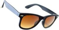 Abqa Sports Sunglasses(Golden)