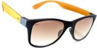 Abqa Sports Sunglasses(Brown)