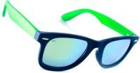 Abqa Sports Sunglasses(Green)