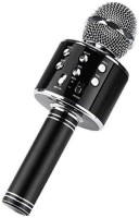 CALLIE Ws-858S Karaoke Mic Wireless, Handheld Singing Machine Condenser Microphones Mic And Bluetooth Microphone