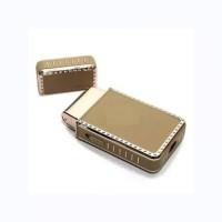 sourceindiastore Gold Epilator Pocket Cordless Epilator(Gold)