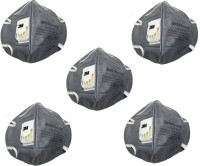 3M Dust Protection Anti Pollution Mask (Pack of 5)
