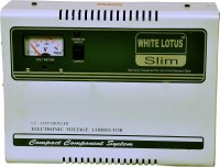 WHITE LOTUS OG-4KVA AC VOLTAGE STABILIZER(White)