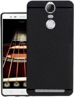 Vyshnomart Back Cover for Lenovo Vibe K5 Note(Black, Shock Proof, Rubber)