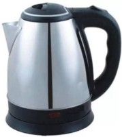 Zeom 1.8 Cordless Electric Kettle Stainless Steel 120V with Automatic Shutoff Electric Kettle Electric Kettle(1.8 L, Silver) Electric Kettle(1.8 L, Silver)