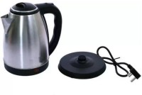 Zeom  VTL-5008 Electric Kettle Electric Kettle  (1.8 L, Silver) Electric Kettle(1.8 L, Silver)