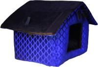 Poofy's Pet Island PFI01 Dog, Cat, Monkey, Rabbit House