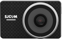 SJCAM Dashcam SJDASH+ Dash Vlog Camera Adas System Sony IMX323 Sensor Dashboard Car DVR - Black Camcorder(Black)