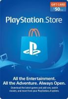 $50 PSN Card - PS3/ PS4/ PS Vita for PS4, PS3, PS Vita( )