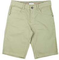 Gini & Jony Short For Boy's Casual Solid Cotton(Beige, Pack of 1)