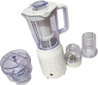 care 4 NUTRI BLENDER 250 W Mixer Grinder(White, 5 Jars)