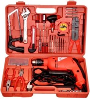 Agni 13MM Powerful Impact Drill Machine 500 Watt With 105 Pcs of ACCESSORIES Power Tool Kit(105 Tools)