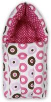 Miss & Chief Baby Polka Pink Sleeping Bag(Pink)