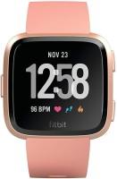 FITBIT Versa Smartwatch(Pink Strap, S + L)