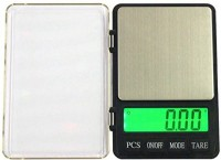 Zhart 500 Grams Capacity Gemstone Jewellery Diamond Weighing Measuring Scale Jewelry Weight Check Notebook Type Weighing Scale(Multicolor)